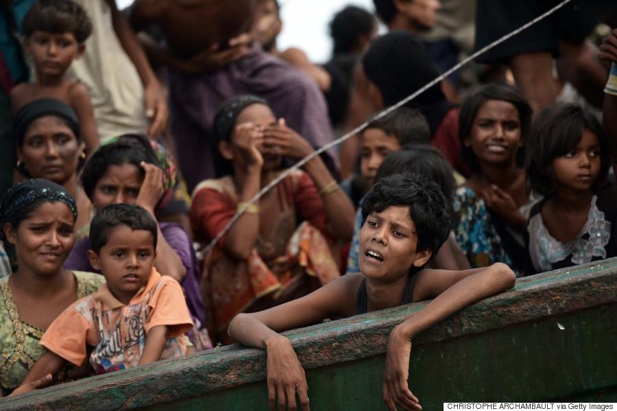 Muslim world led by Turkey and Iran supports Rohingya